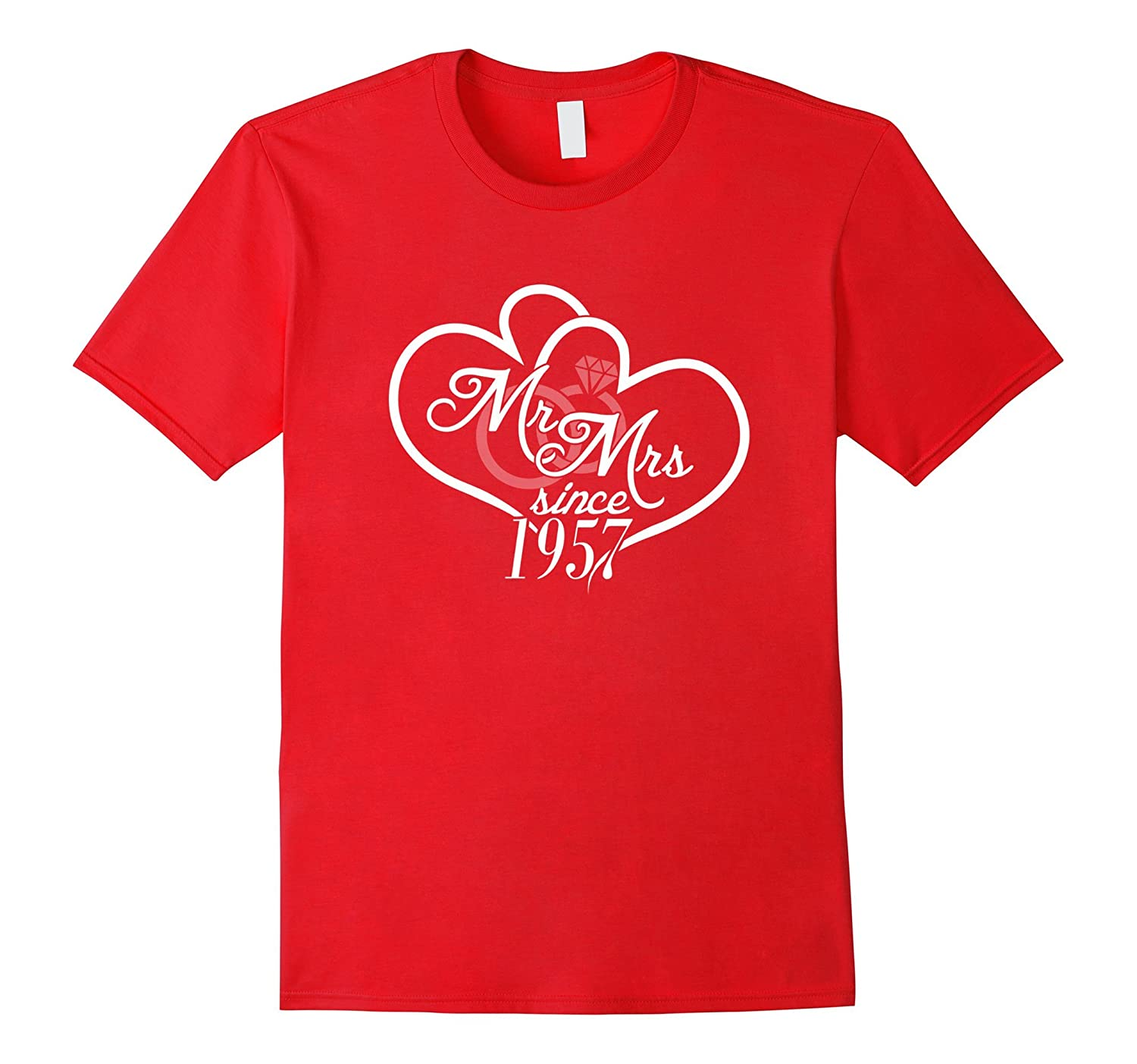 Meaning T-Shirt for Wife/Husband. 60th Wedding Anniversary-TH