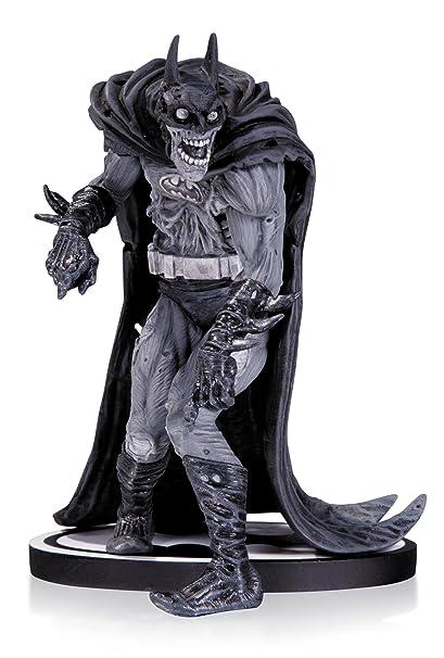 Dc collectibles batman black and white zombie batman statue