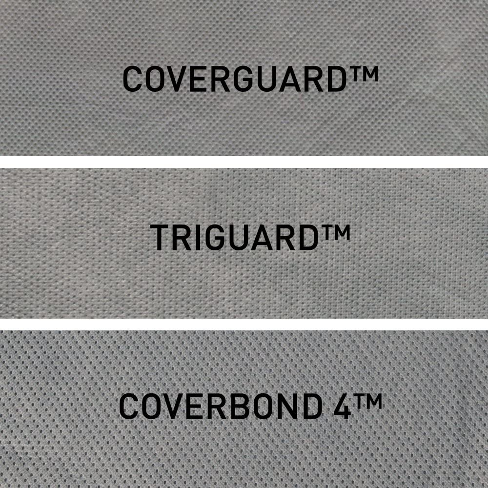Coverking UVCCAR1N98 Universal Fit Cover for Sedan Coverbond 4//Grey Length up to 13.1-Feet