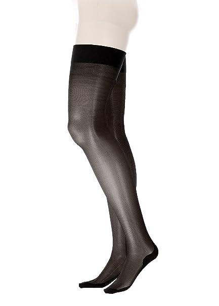 3a66e538bc01a Glamory Women's Delight20 Plus Size Stockings at Amazon Women's ...