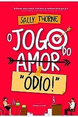 "O jogo do amor ""Ódio"" (Portuguese Edition) Kindle Edition"