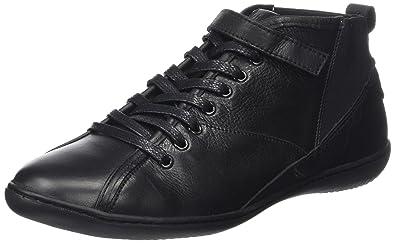 Tallyah-F7, Derbys Femme, Noir (Noir), 37 EUTBS