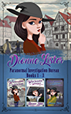 Paranormal Investigation Bureau Cosy Mystery Series Novels 1 - 3