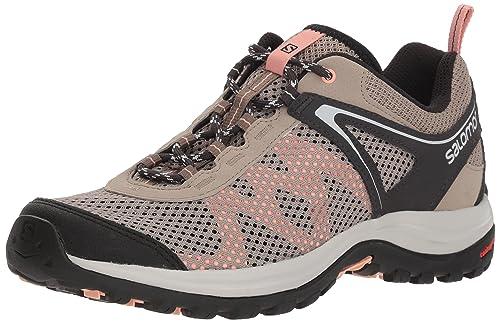 Salomon Ellipse Mehari, Zapatillas de Senderismo para Mujer: Amazon.es: Zapatos y complementos