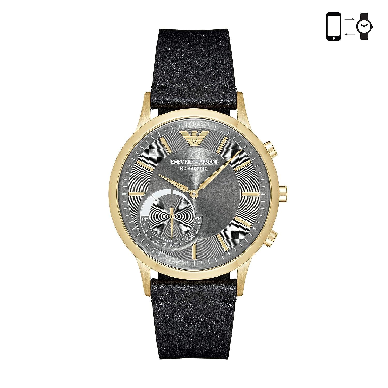 Emporio Armani Connected Smartwatch ART3006: Amazon.es: Electrónica