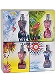 Jean Paul gauliter CLASSIQUE SUMMER FRAGRANCE MINIATURES 4 X EDT SPLASH