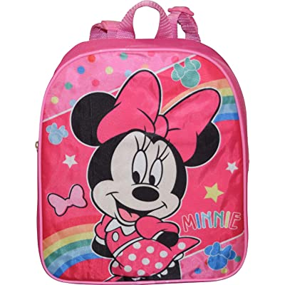 "Minnie Mouse 12"" Backpack: Clothing"