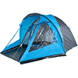 Skandika Drammen Spacious Dome Tent - Blue/Black