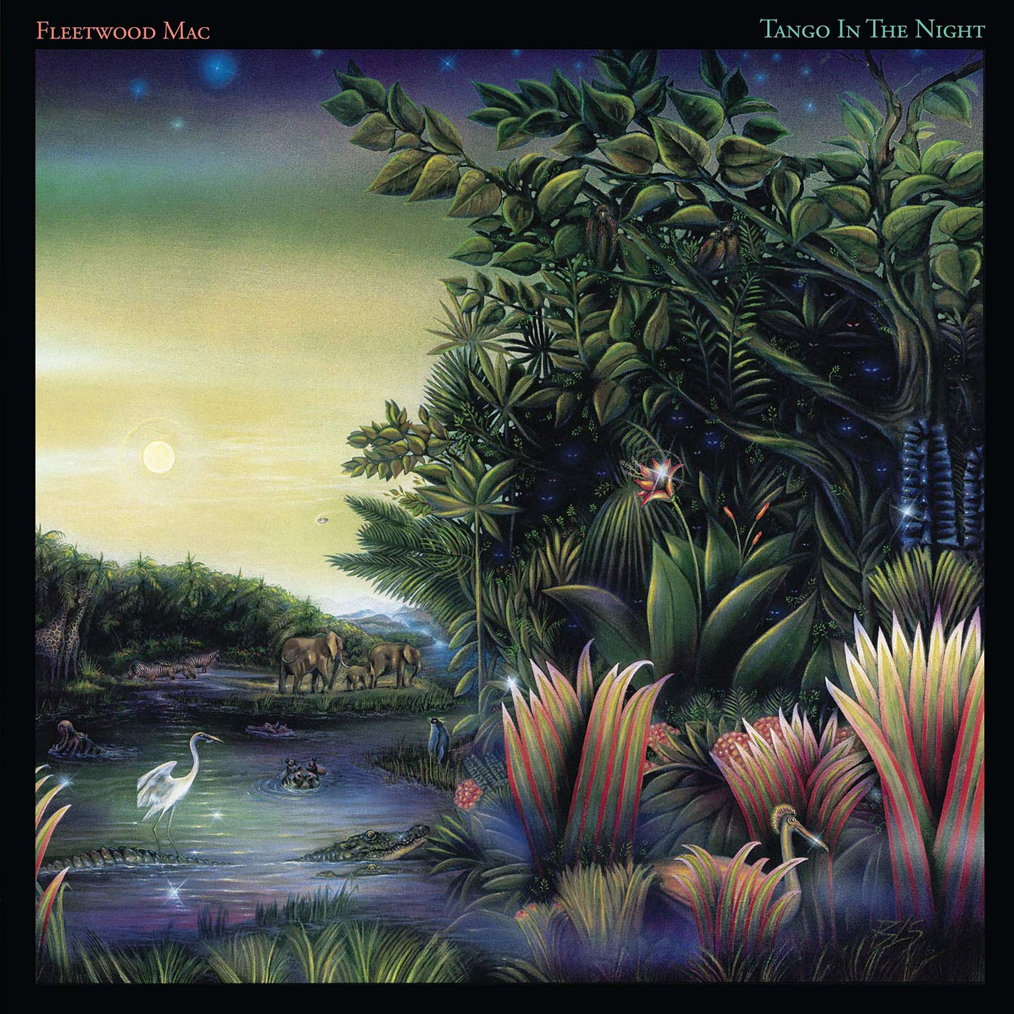 Fleetwood Mac - Tango In The Night (Expanded)(2CD) - Amazon.com Music