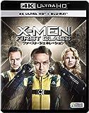 X-MEN:ファースト・ジェネレーション(2枚組)[4K ULTRA HD + Blu-ray]