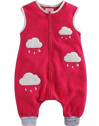 Vaenait baby - Saco de dormir - para bebé niña Rosa rosa medium: Amazon.es: Ropa y accesorios