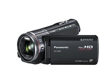 ae4d7fb4d Panasonic X900 Full HD 1920 x 1080p 3D Ready Camcorder  Amazon.co.uk ...
