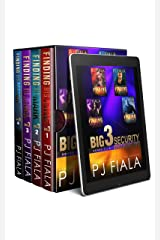 Big 3 Security Boxset, Books 1-4 Kindle Edition