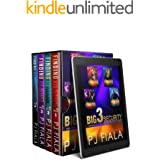 Big 3 Security Boxset, Books 1-4