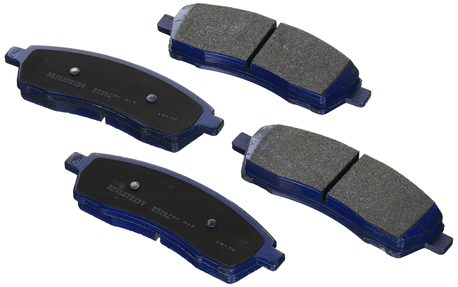 ACDelco 171-626 GM Original Equipment Rear Disc Brake Pad Kit
