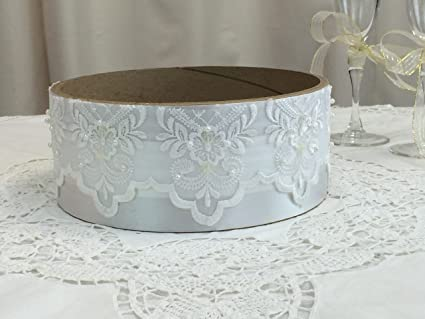 Amazon Com Wedding Cake Stand Lace Design By Funcakes Cake Stands