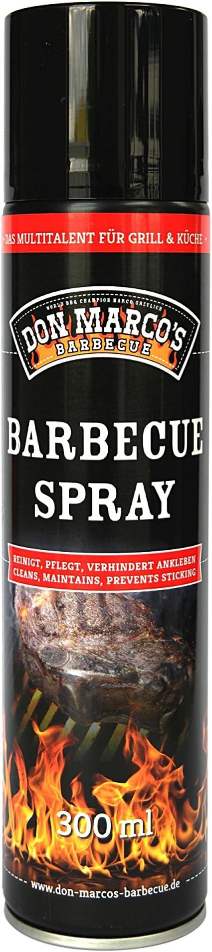 DON MARCO'S BARBECUE KS0425 Don Marco ✮s Barbecue Spray 3