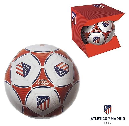Atletico de Madrid Pelotas, Multicolor (MD-1022): Amazon.es ...