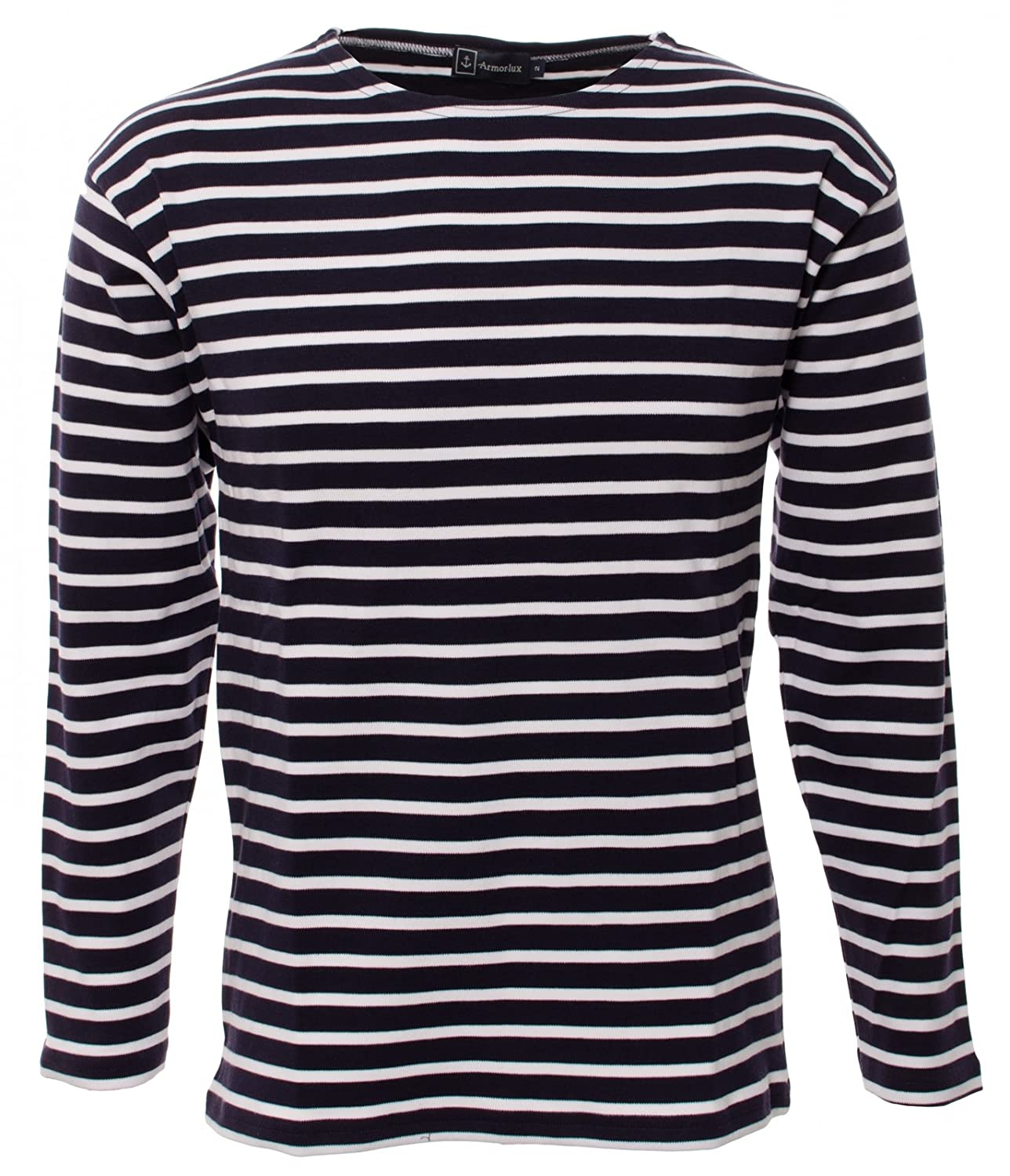 Armor Lux, Striped Breton Classic Shirt, Nautical Fashion