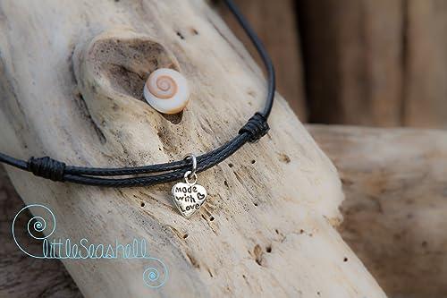 Collar de mujer bohemia chic con conchas y plumas originales y refinadas joyas regalo de mujer, regalo de cumpleaños chica, boda: Amazon.es: Handmade