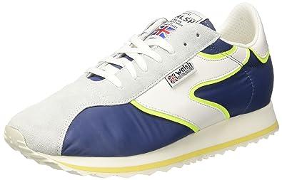 Walsh Vripple Sport, Chaussures de Basketball Homme, Multicolore (Nylon Acid Avion Nyln/ACD/Avn), 40 EU