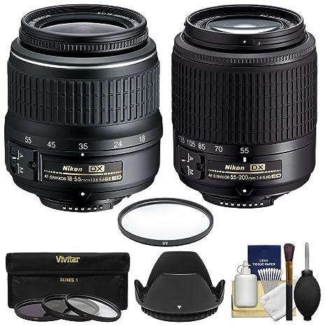 Review Nikon 18-55mm f/3.5-5.6G II