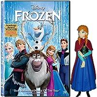 Frozen with Anna Figurine