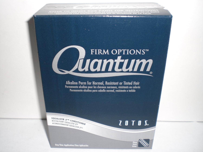 Quantum Firm Options Alkaline Perm 074469404457