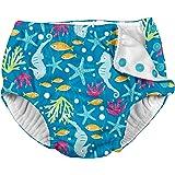 I play(アイプレイ) オムツ機能付き 水遊びパンツ スイムダイパー スイミングパンツ 男の子 Aqua Seahorse XL:24ヶ月(11.5-13.5kg) 721150-641-45
