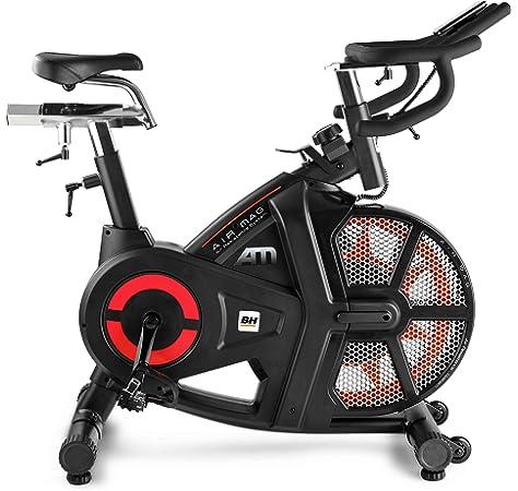VISION FITNESS Halbliege Ergometer R70 - Bicicletas estáticas y de Spinning para Fitness (pulsómetro de Banda Pectoral, programable), Color Gris/Negro: Amazon.es: Deportes y aire libre