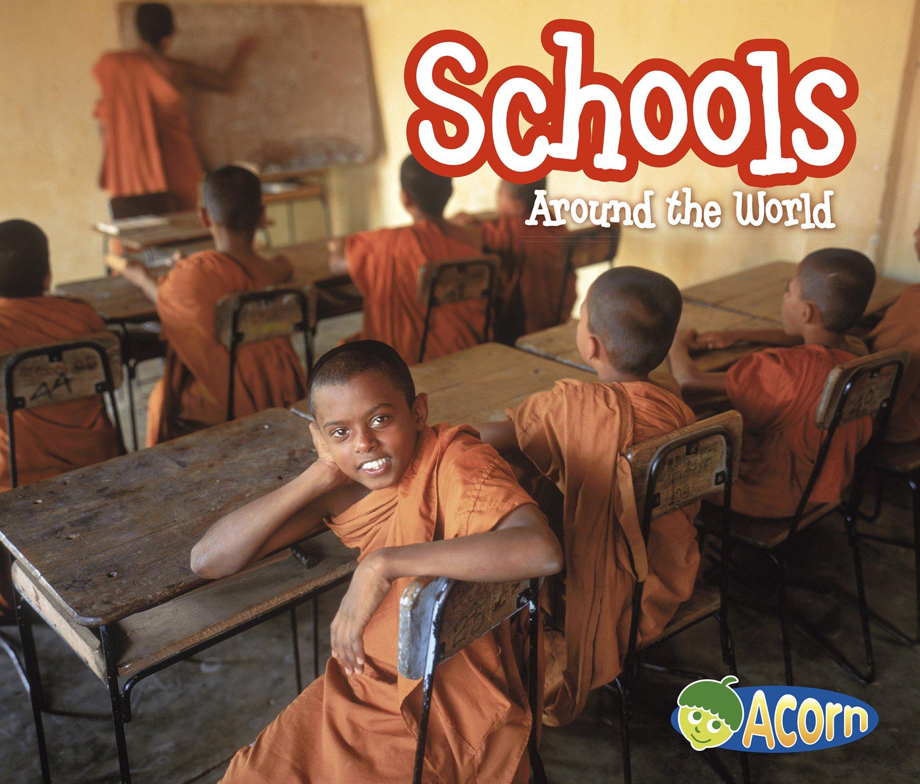 Schools Around the World: Lewis, Clare: 9781484603772: Amazon.com ...