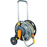 Hozelock 60m Assembled Hose Cart with Hose