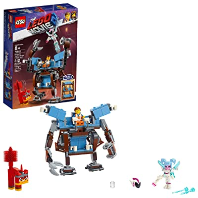 LEGO Emmet's Triple-Decker Couch Mech 70842: Toys & Games