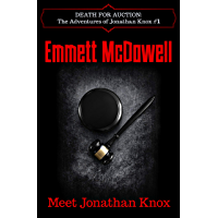 Meet Jonathan Knox (Death for Auction, the Adventures of Jonathan Knox #1)