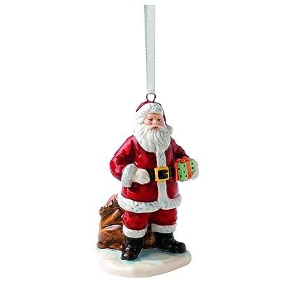 Royal Doulton Santa with Sack Ornament - Amazon.com: Royal Doulton Santa With Sack Ornament: Home & Kitchen