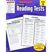 (进口原版) 学乐必赢系列 Scholastic Success With Reading Tests, Grade 6
