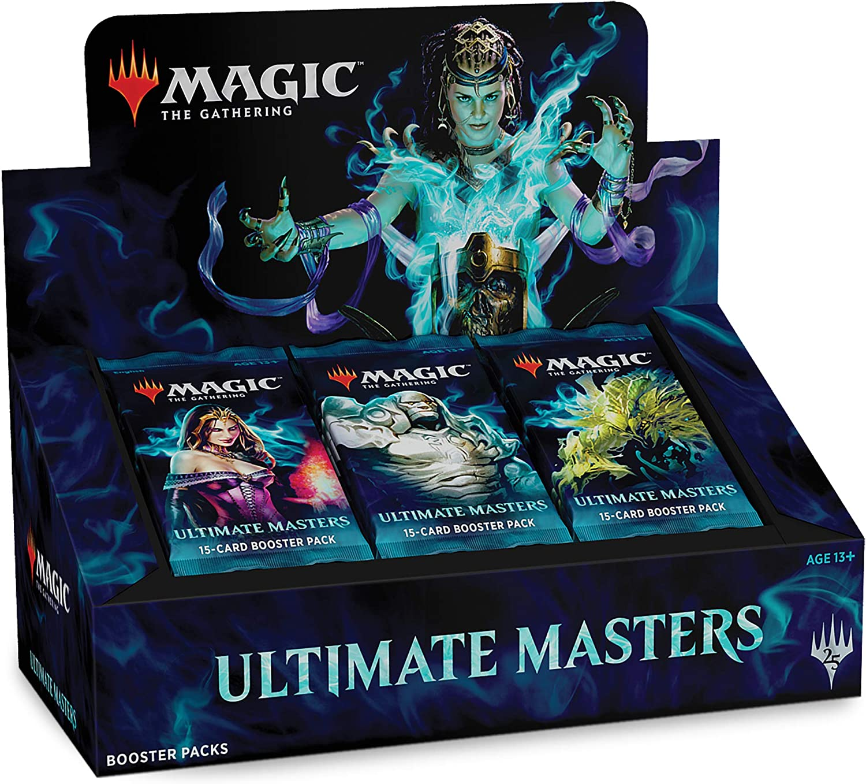 Wizards of the Coast MTG-UMA-EN The Gathering - Ultimate Masters ...