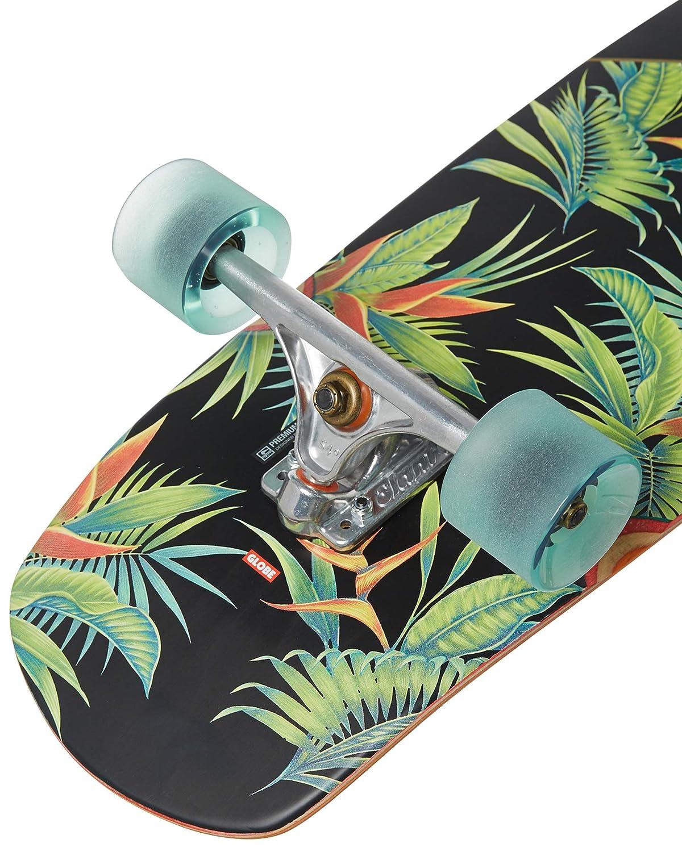 Walnut//hellaconia 30 Globe Uomo Stubby Skateboard