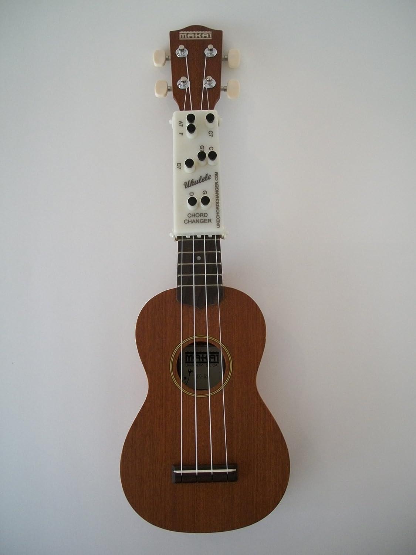 Amazon ukulele chord changer and songbook set musical amazon ukulele chord changer and songbook set musical instruments hexwebz Images