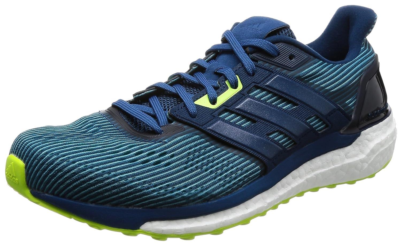 Adidas Supernova M, Zapatillas de Running para Hombre 48 EU|Azul (Vapour Blue /Blue Night /Core Blue )