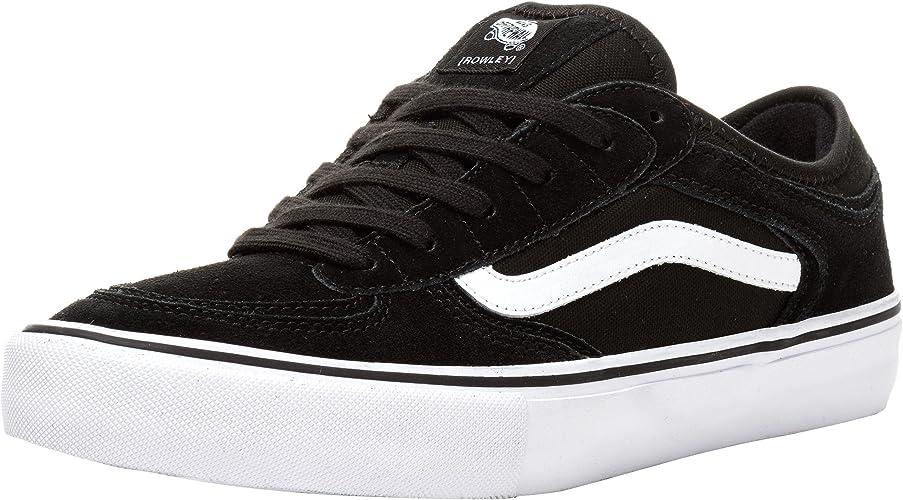 Vans Rowley Pro Skate Shoes - Black