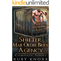 Shifter Mail Order Bride Agency Complete Series: Paranormal Romance Series Box Set