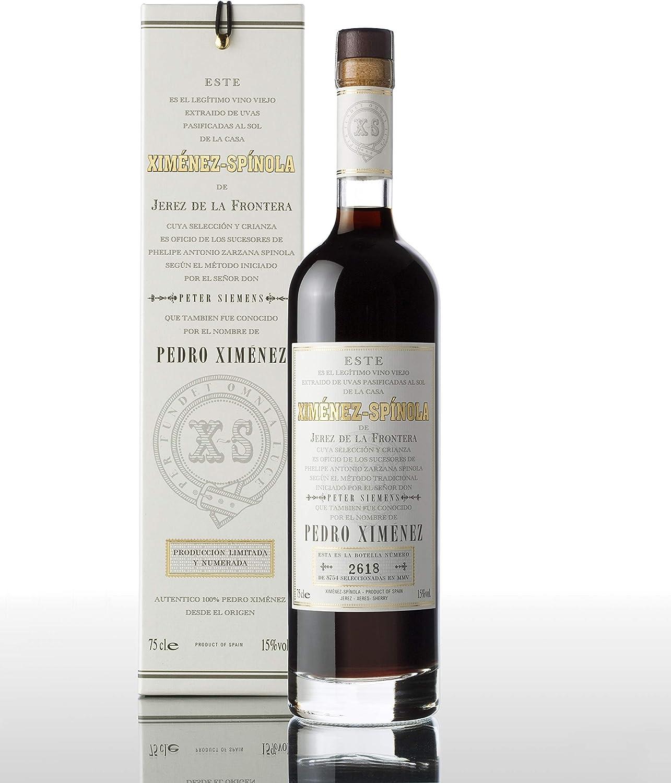 Ximenez-Spinola - Vino dulce Pedro Ximénez viejo Ximenez Spinola Jérez