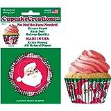 Cupcake Creations Christmas Tree Baking Cup, Set of 32