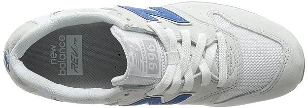 New Balance Mrl996v1 Zapatillas Hombre, Beige (Hellbeige/Weiss), 45 EU