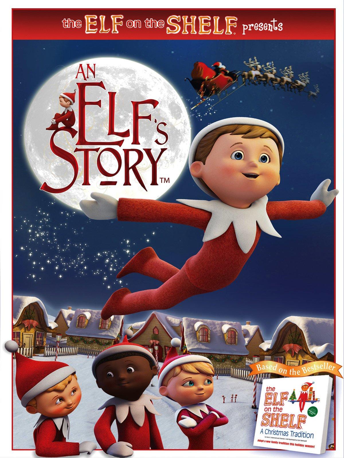 elf on the shelf movie 2020