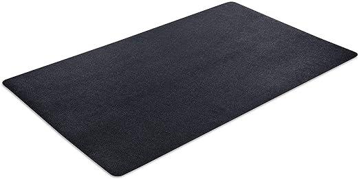 Amazon Com Versatex Multi Purpose Rubber Utility Mat For Indoor Or Outdoor Use For Entryway Home Gym Exercise Equipment Garage Under Sink Patio And Door Mat 36 X 60 Black Garden Outdoor