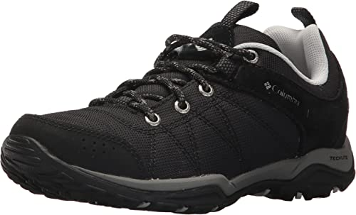 Columbia Women's Fire Venture Textile Low Rise Hiking Shoes
