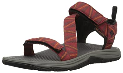 0764be20270a Amazon.com  Columbia Men s Wave Train Sport Sandal  Shoes