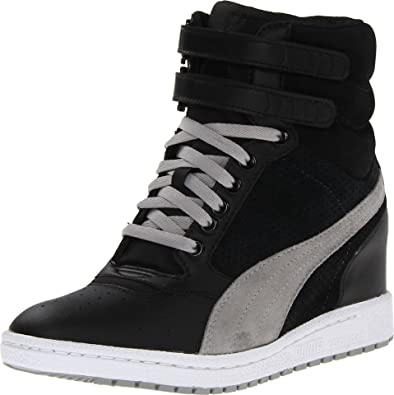 Socialismo Parche Sin  Amazon.com   PUMA Women's Sky Wedge Fashion Sneaker   Fashion Sneakers